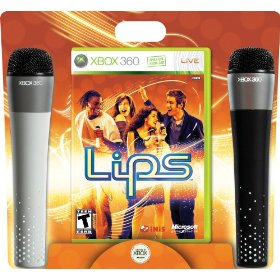 Lips For Xbox 360