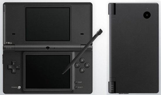 Daily Tech: Nintendo DSi to Land in US April 4 For $180