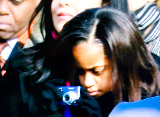 Daily Tech: Malia Obama Uses Her Kodak to Capture the Moment