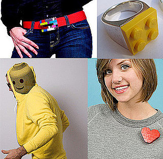 Wearing Your Legos on Your Sleeve