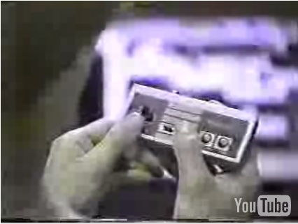 Vintage Geek: Old As Dirt Nintendo Commercial