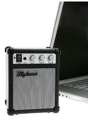 Amp It Up With a Mini Desktop Speaker Amplifier