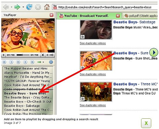 Have Internet ADD? Use YouPlayer to Watch Videos in Sidebar