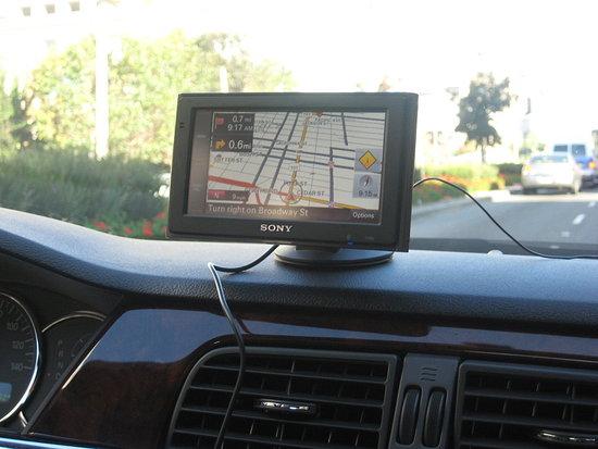 Tourin' Around San Francisco With Sony's Latest GPS Device