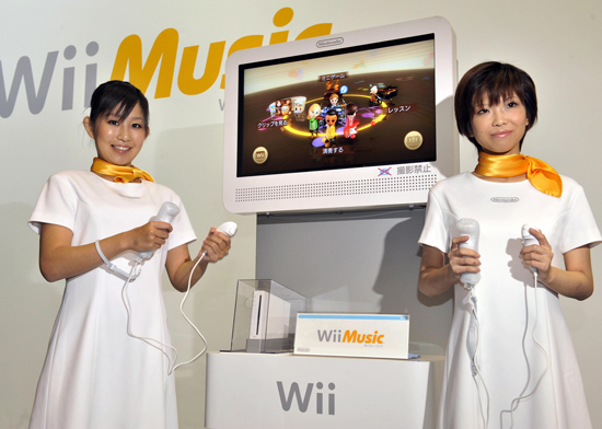 Do You Like That Wii Music Doesn't Have Scores?