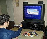 Geek Gag: Microsoft Ads Crash TVs!