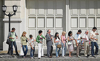 Have You Ever Waited in Line for Free Food?