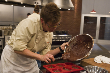 Jennifer Biesty Dishes About Her Time on Top Chef