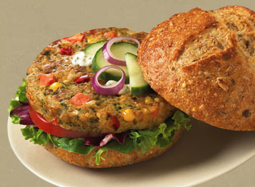 Shortage of Gardenburgers Affects All Veggie Burger Producers