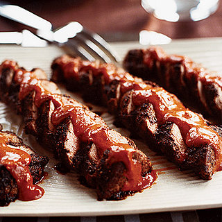 Monday's Leftovers: Pork Tenderloin with Ancho Chile Sauce