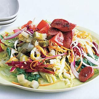 Fast & Easy Dinner: Chicago Dog Salad