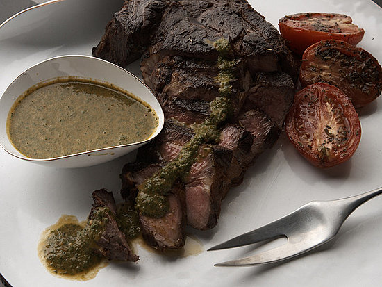 Monday's Leftovers: Roast Beef With Spicy Parsley Sauce
