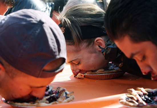 Man Dies in Company-Sponsored Pastry Eating Contest