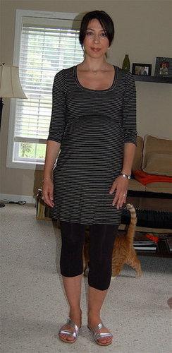 My Last Pregnant Look (hopefully)