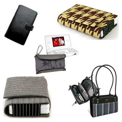 Fashionable DS Lite Cases