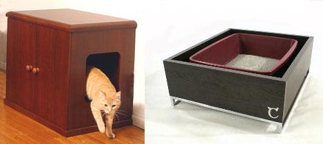 Litter Box Debate: Hidden or Visible?