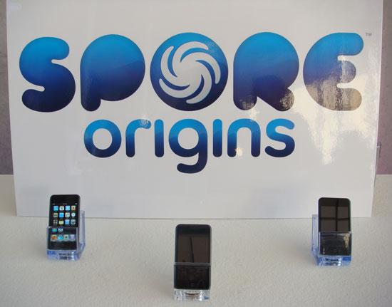 Spore Origins Hits The App Store