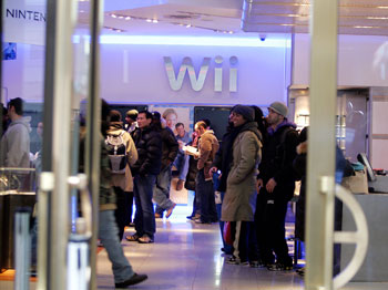 Nintendo Stocking Shelves With Wii's and DS' This Holiday