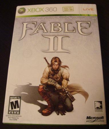 Fable II Released on XBox 360
