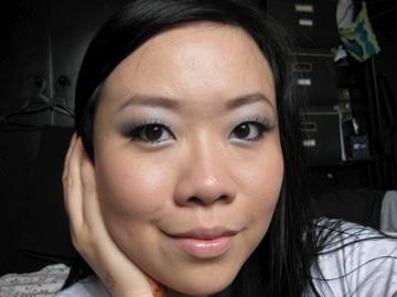 Recent make up looks