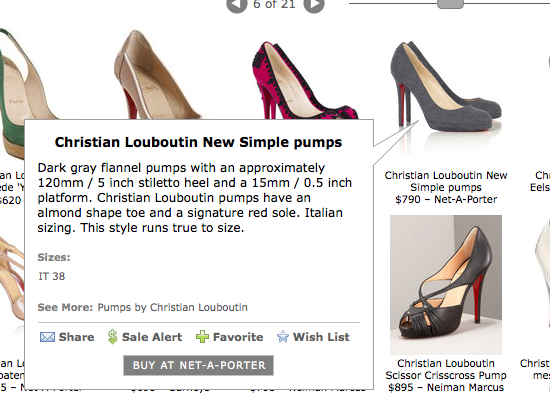 Check Out the New Sale Alerts on ShopStyle!
