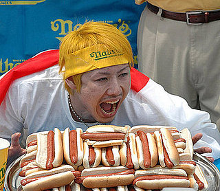 Yummy Links: From Kobayashi to Bacon Guacamole