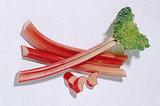 Rhubarb Tart Dessert