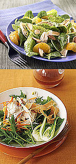 Chinese Chicken Salad Two Ways — Beginner and Expert