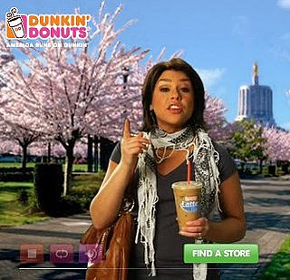 Dunkin Donuts Pulls Ad Featuring Rachael Ray in a Keffiyeh