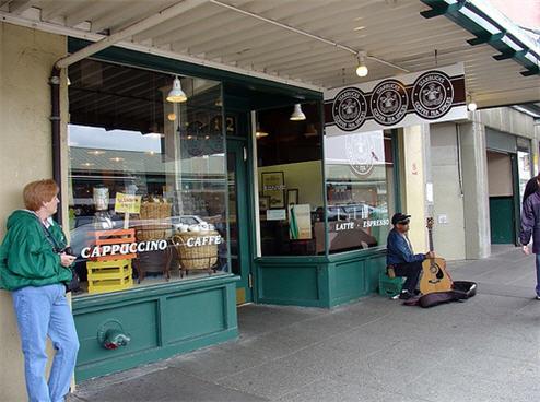 Yucky Link: Starbucks to Bring Back Burnt Coffee