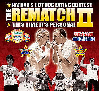 Joey Chestnut Wins 2008 Hot Dog Eating Competition