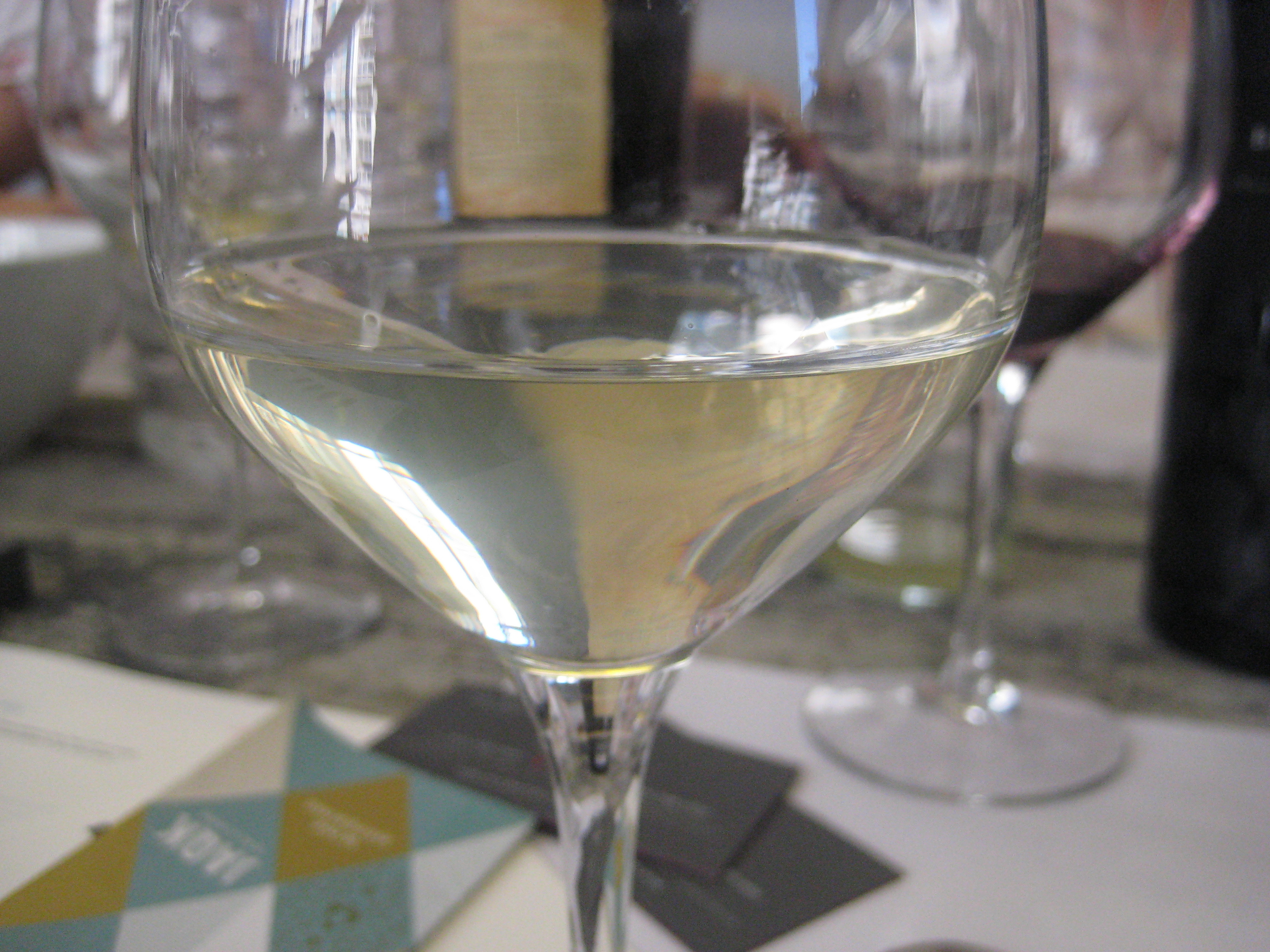 The Sauvignon Blanc was my fav of the whites.