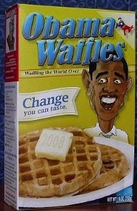 Yummy Links: From Obama Waffles to Washing Dishes