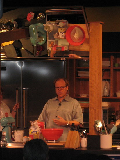 Alton Brown's Tips For Perfect Pancakes