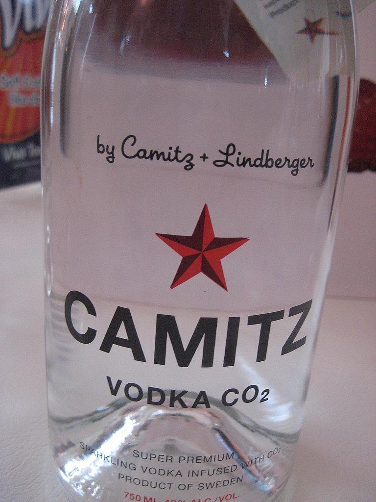 Camitz Sparkling Vodka