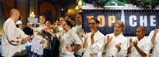 Top Chef 5.6: 12 Days of Christmas