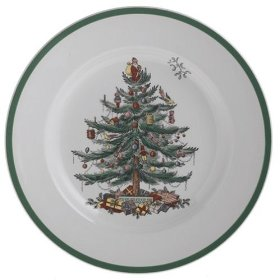 Off to Market Recap: Christmas Plate