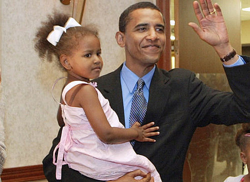 Awwwww Sasha Obama Slide Show
