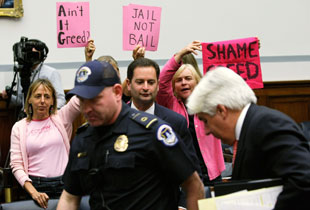 AIG Gave Execs Lavish Retreat After Their Bailout