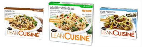 Lean Cuisine Recalls Chicken Meals