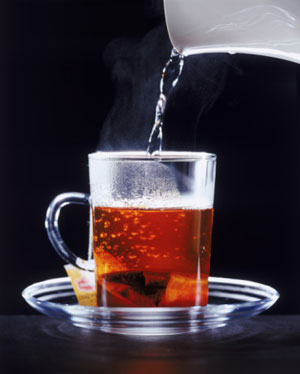 Coming Down With a Cold? Drink Up