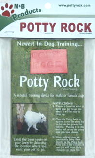 """Leave No Stone, Make That """"Potty Rock,"""" Unturned"""