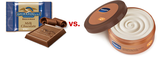 Cocoa Butter Quiz: In Your Mouth or On Your Body?