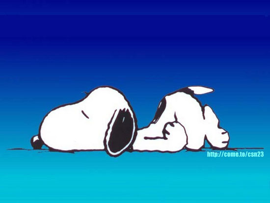 1. Snoopy