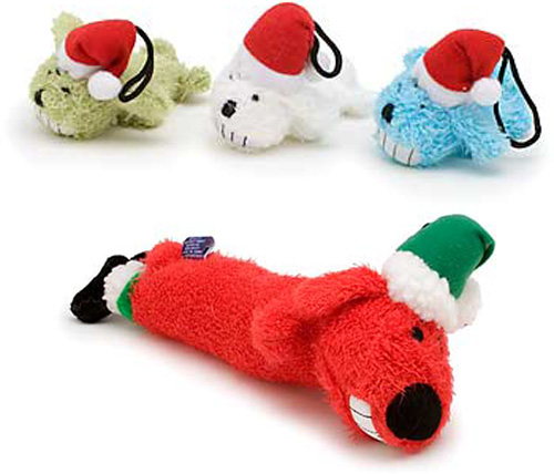 Festive Take on Fave Toys For Dogs and Cats