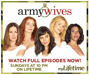 Do You Watch Army Wives on Lifetime?