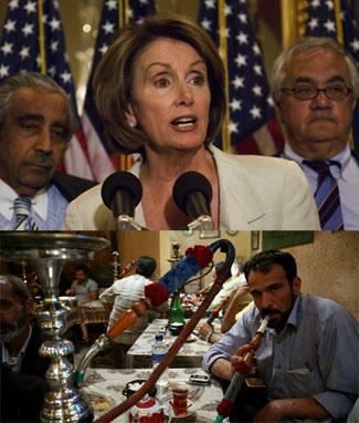 $1 Million on Syrian Hookah Use Amid Depression-Era Bailout?