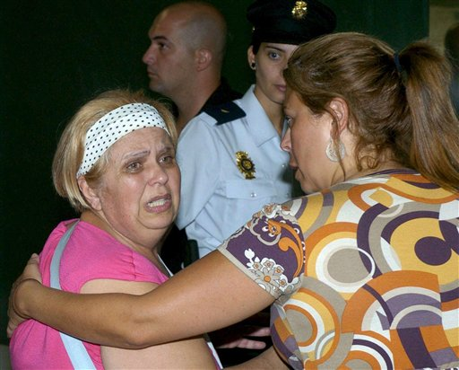 149 Dead in Plane Crash at Madrid Airport
