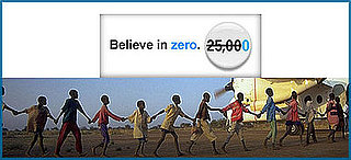Wee Are the World: I Believe in Zero, Do You?