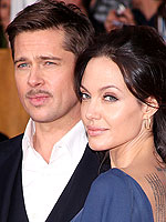Lil Links: The Jolie-Pitts Don't Always Adjust to Time Change